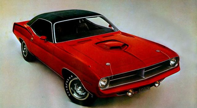 1970 Plymouth Cuda Hemi LOV #3
