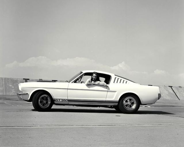 1965 Shelby GT350 #1 WAC