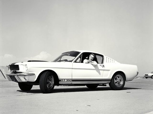 1965 Shelby GT350 #2 WAC