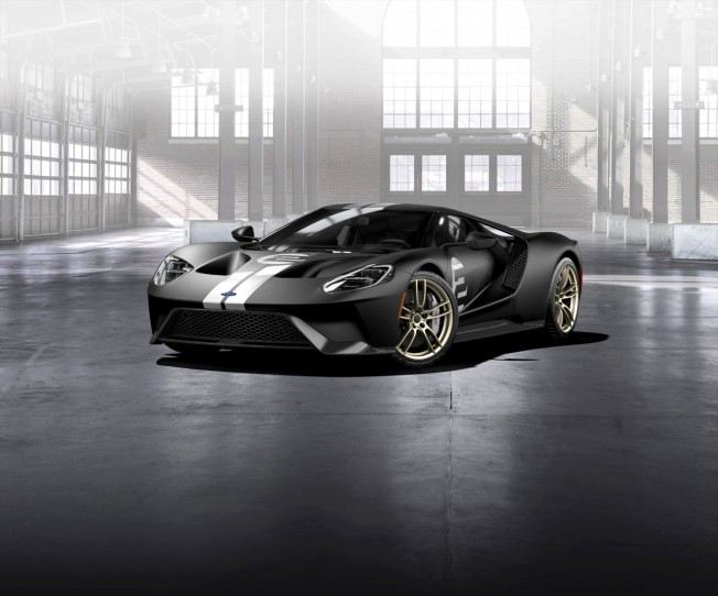 2017 Ford GT 66 Heritage Edition #1