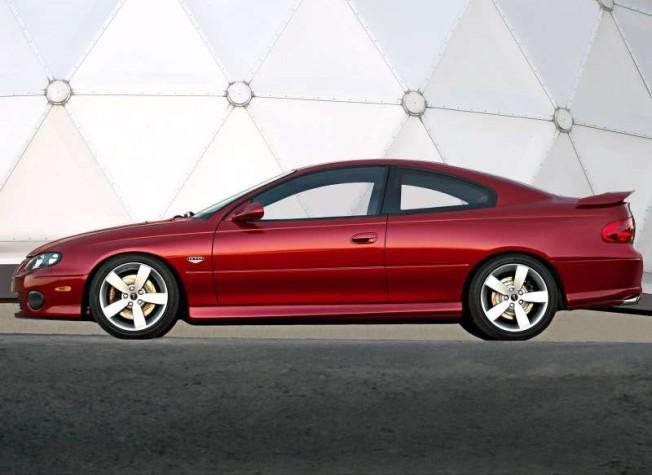 2004 Pontiac GTO #2 NCS