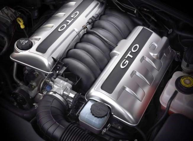 2004 Pontiac GTO #5 NCS