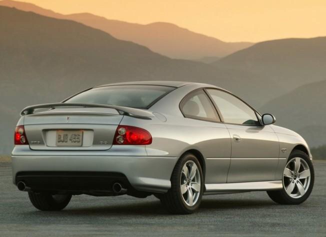 2005 Pontiac GTO #3 NCS