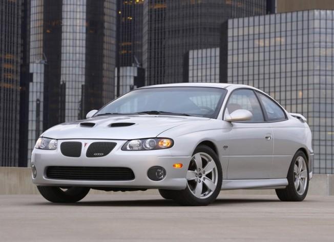 2006 Pontiac GTO Cover NCS