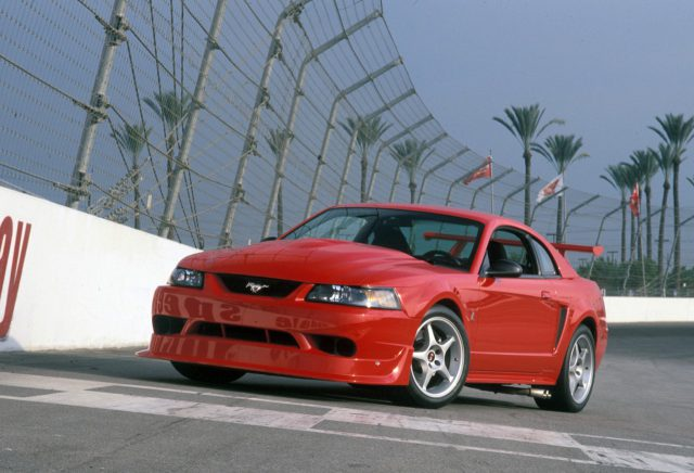2000 Ford Mustang Cobra R #6