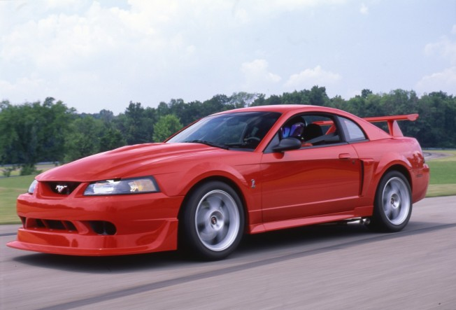 2000 Ford Mustang Cobra R #5