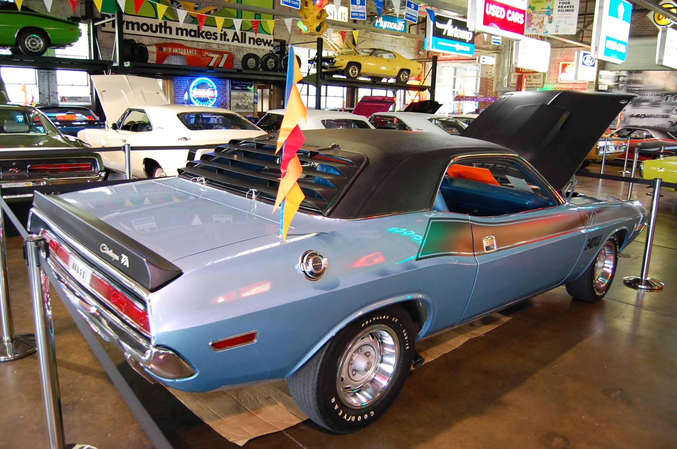 1970 Dodge Challenger R/T | Tommy\'s Car Blog