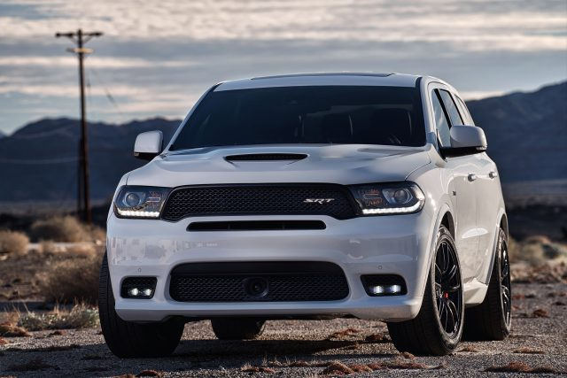 2018 dodge durango srt to debut at the chicago auto show tommy 39 s car blog. Black Bedroom Furniture Sets. Home Design Ideas