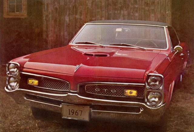 U201cPontiac GTO. The Ultimate Driving Machine. Made For People Who Know What  That Means. Others Are Excused U2013 1967 Pontiac GTO Advertisement